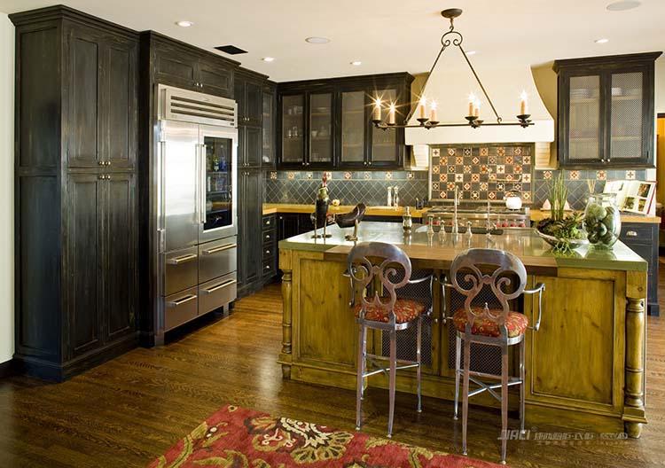 廚房裝修效果圖#櫥柜案例圖