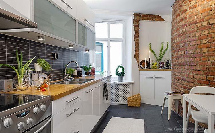 送上『4类』厨房的橱柜设计#橱柜设计效果