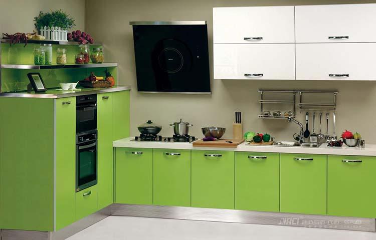 厨房绿色v厨房效果图苏州苏大建筑设计院图片
