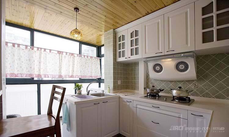 厨房装修案例#橱柜设计效果图