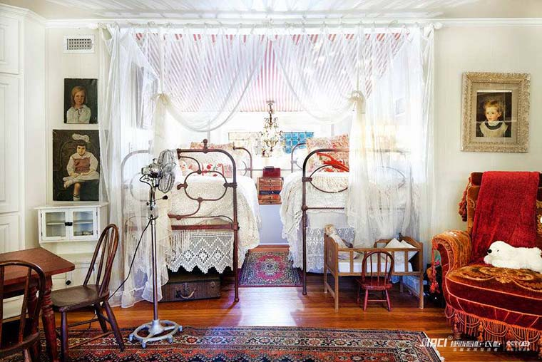 兩個孩子的房間怎么裝修好?