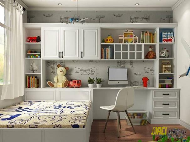 小书房设计效果图三图片